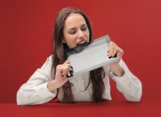 Internet na talerzu, talerz w internecie