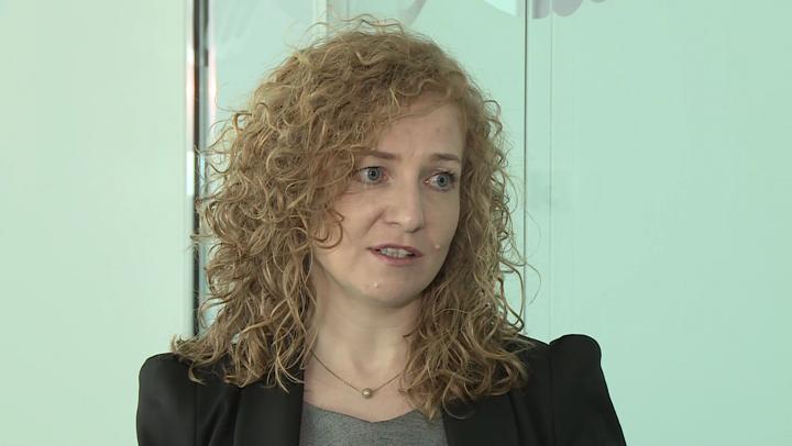 Justyna Szafraniec z firmy ubezpieczeniowej Proama