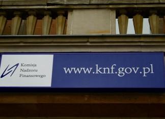 Komisja Nadzoru Finansowego