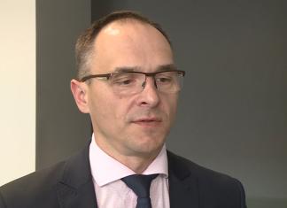 Piotr Kosiński, dyrektor finansowy i członek zarządu Polwaksu