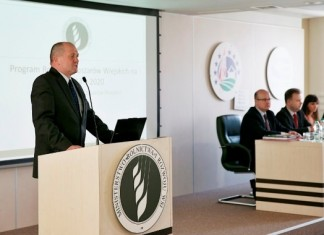 Minister Marek Sawicki przedstawia nowe rozwiązaniami zawarte w Programie Rozwoju Obszarów Wiejskich na lata 2014-2020