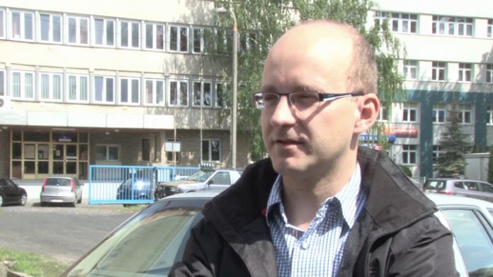 dr Piotr Majewski, ekspert Wyższej Szkoły Bankowej w Toruniu