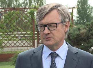 Dariusz Grzeszczak, Prezes Erbud SA