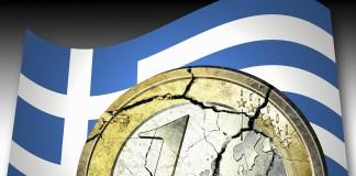 GRecja Euro Grexit