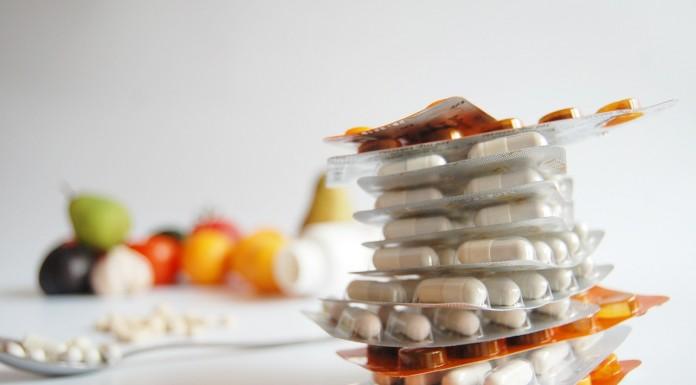 W latach 2017-2020 dynamika rynku suplementów diety w Polsce wzrośnie do około 8% rocznie