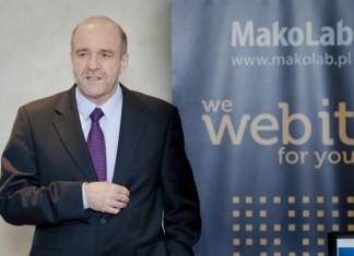 Wojciech Zieliński, Prezes Zarządu MakoLab S.A.