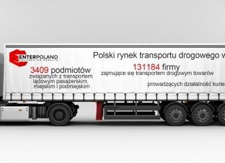 raport transport drogowy