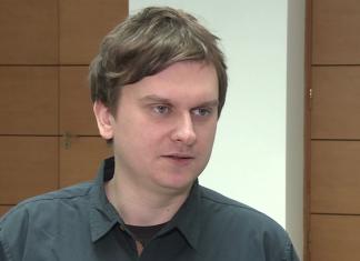 Łukasz Jadaś, starszy specjalista ds. badań i produktów w Instytucie Monitorowania Mediów