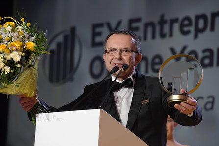 Adam Krzanowski, współzałożyciel i Prezes Grupy Nowy Styl