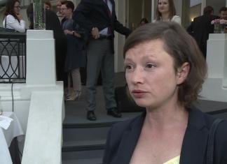 Agata Polińska z Fundacji Onkologicznej Osób Młodych Alivia