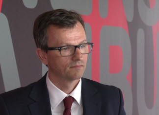 Andrzej Wilk, senior vice president MoneyGram, szef biura firmy w Warszawie