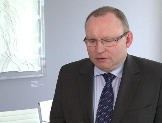 Andrzej Wojtkiewicz, prezes Związku Pracodawców Forum Okrętowe i prezes zarządu stoczni Remontowa Shipbuilding
