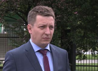 Bartosz Najman, prezes Ogólnopolskiego Centrum Rozliczania Kierowców