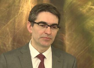 Dariusz Winek, główny ekonomista Bank Gospodarki Żywnościowej (BGŻ)