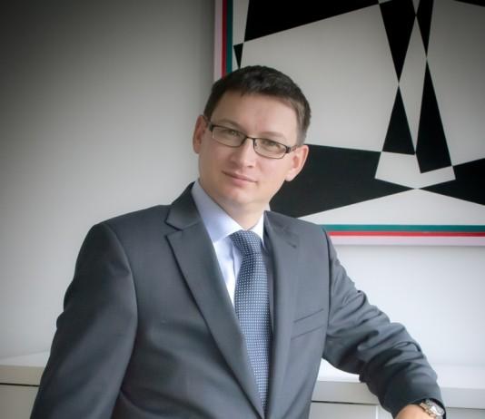 Grzegorz Szymanski – Czlonek Zarzadu PZWLP