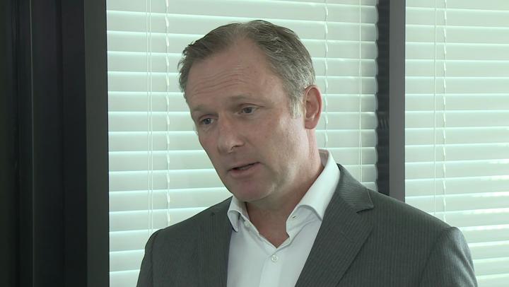 Harm Goossens, prezes zarządu Unilever w Europie Środkowo-Wschodniej