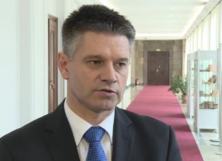 Jacek Kapica, podsekretarz stanu w Ministerstwie Finansów