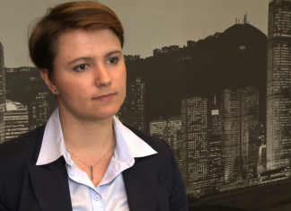 Katarzyna Rzentarzewska, starszy analityk Erste Group