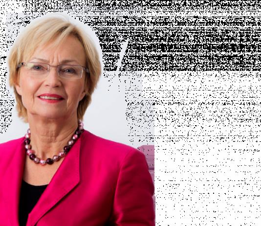 Lena Kolarska-Bobińska Minister nauki i szkolnictwa wyższego
