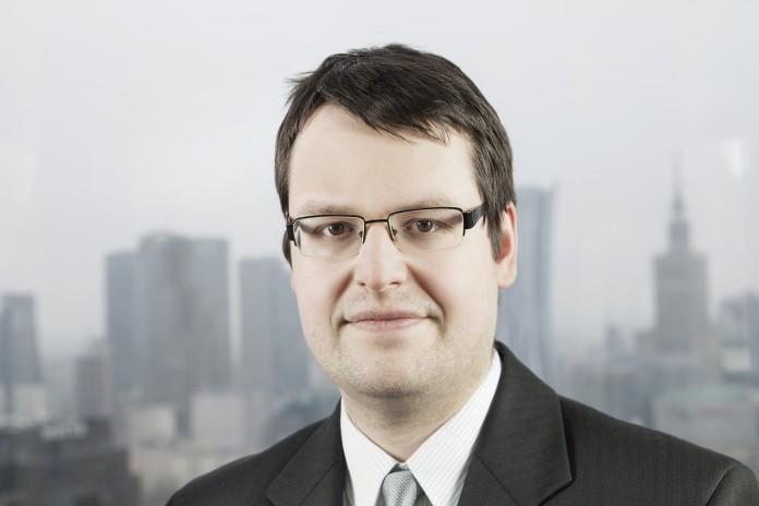 Marcin Lipka, analityk walutowy Cinkciarz.pl