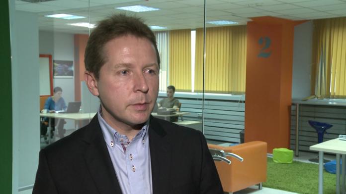 Marek Jurkiewicz, prezes infoPraca