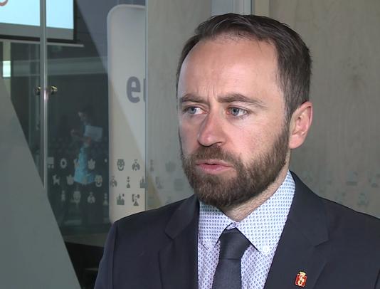 Michał Olszewski, zastępca prezydenta miasta stołecznego Warszawy