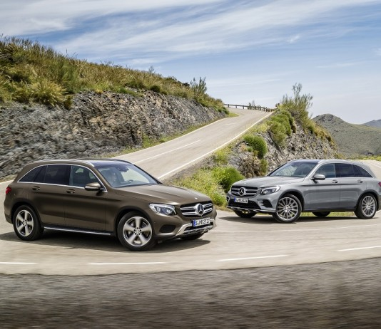 Nowy Mercedes-Benz GLC