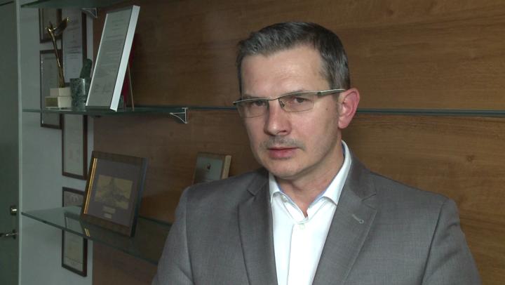 Witold Choiński, prezes Związku Polskie Mięso