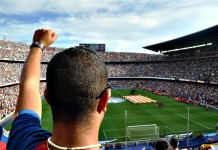 Stadion Camp Nou to najczęściej odwiedzany przez turystów obiekt w Barcelonie