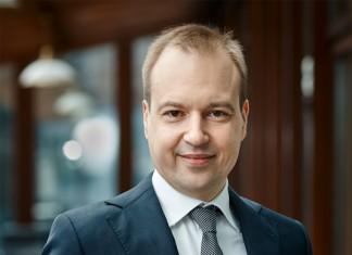 Wiceprezes Zarządu Boryszew S.A. Cezary Pyszkowski