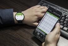 Kursy walut Cinkciarz.pl na zegarki z systemem Android