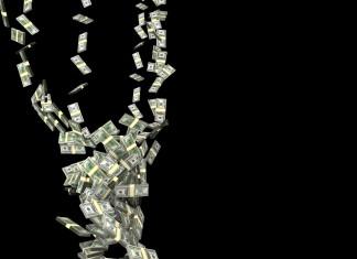 pieniądze dolary