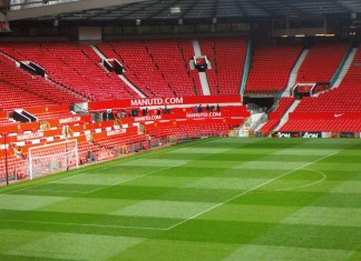 Manchester United Stadion Old Trafford