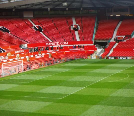 Manchester United Stadion Old Trafford