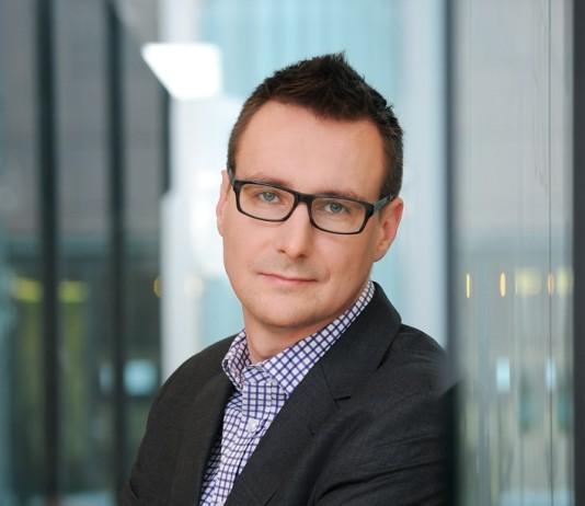 Łukasz Formas, Główny Inżynier Sprzedaży w Integrated Solutions (IS)