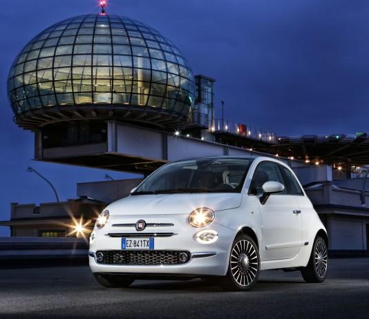 Nowy Fiat 500 – 2015