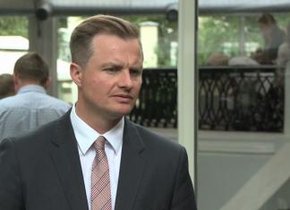 Marcin Kuchciński, dyrektor departamentu pozyskiwania inwestorów w Warmińsko-Mazurskiej Specjalnej Strefie Ekonomicznej