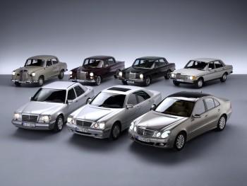 Chiny, USA i Niemcy najważniejszymi rynkami zbytu Mercedesów Klasy E