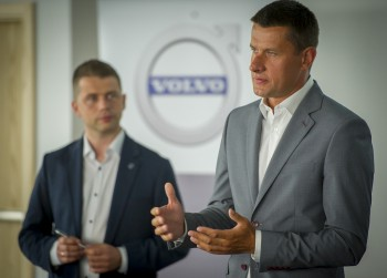 Arkadiusz Nowiński Prezes Volvo Car Poland
