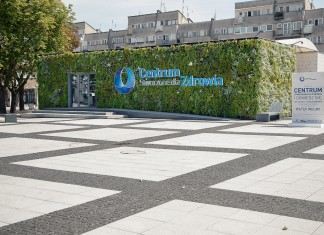 Centrum Stworzone dla Zdrowia na Placu Nowy Targ