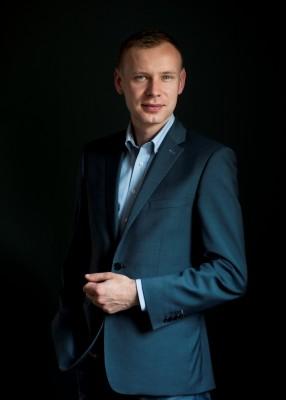 Damian Muzyk, doradca kredytowy firmy Alex T. Great Doradcy Finansowi