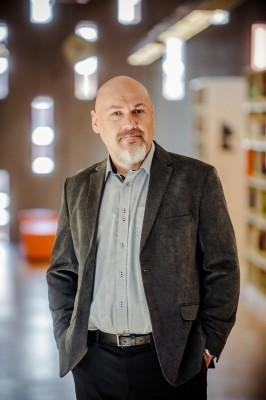 Jarosław Gibas, coach z firmy coachingowo-szkoleniowej GóreckiGroup