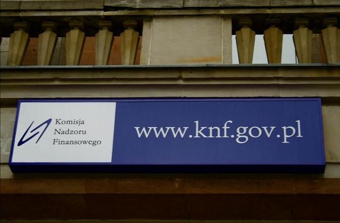 KNF Komisja Nadzoru Finansowego