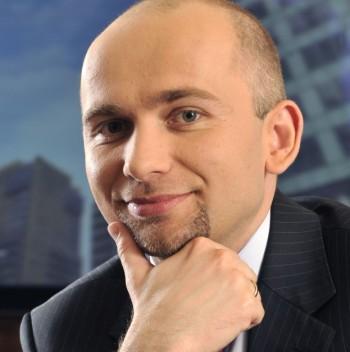 Michał Witkowski dyrektor sprzedaży w Skanska Residential Development Poland