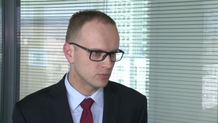 Piotr Dylak, dyrektor ds. finansowania Banku Zachodniego WBK
