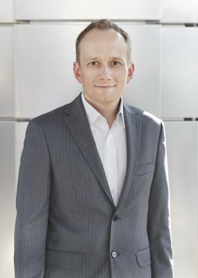 Piotr Winnicki dyrektor Departamentu Finansowania Handlu i Faktoringu w HSBC Bank Polska S.A.