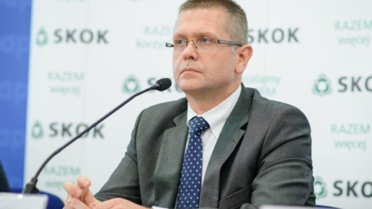 Rafał Matusiak, prezes Krajowej SKOK