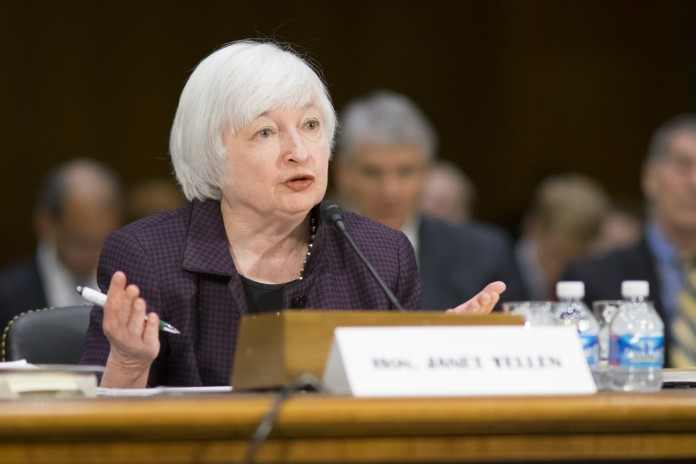 Szefowa Fed Janet Yellen