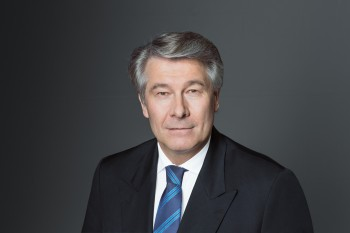 WOLFGANG BUECHELE. CEO OF THE LINDE GROUP