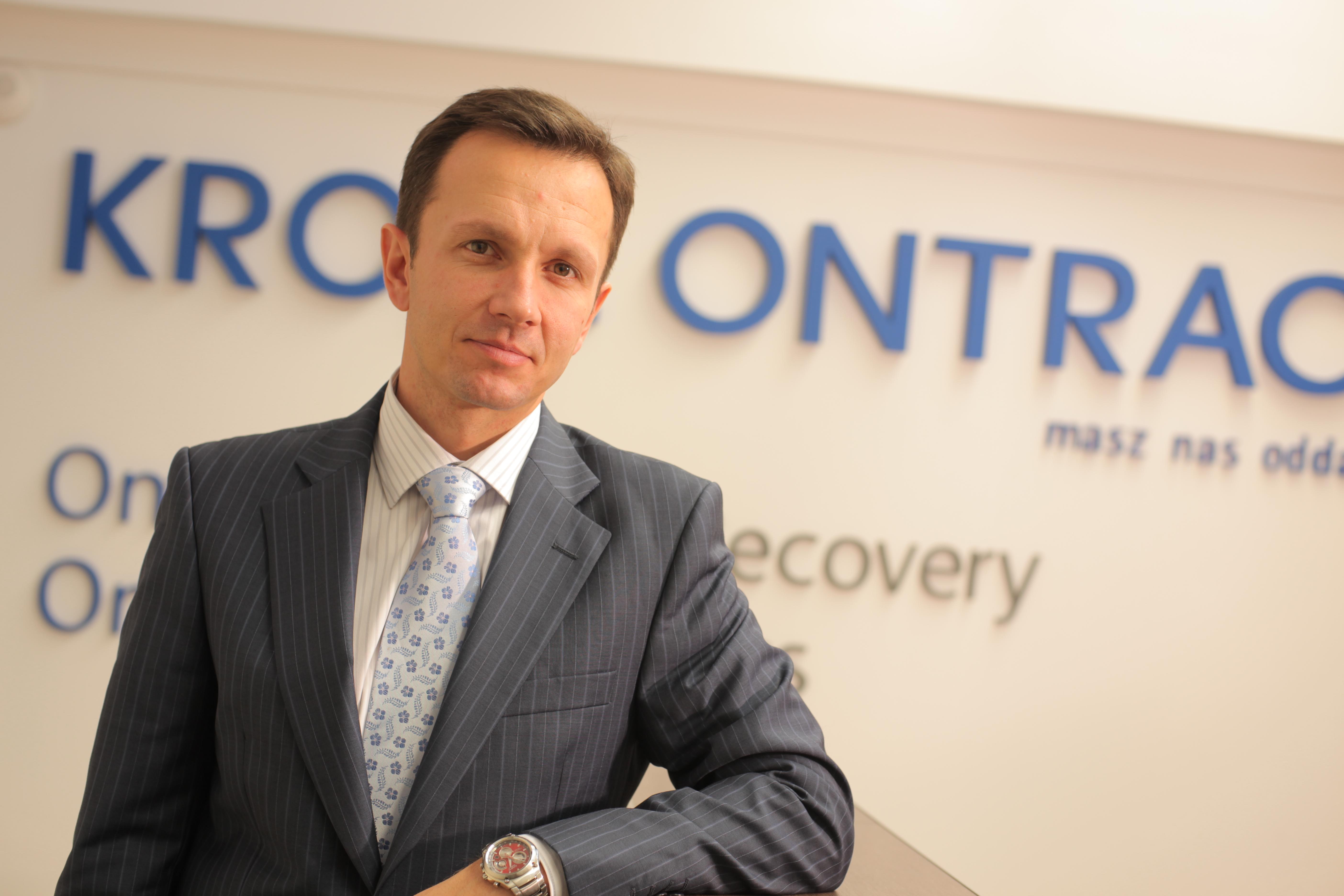Adam Kostecki, specjalista do spraw rozwoju i bezpieczeństwa Kroll Ontrack